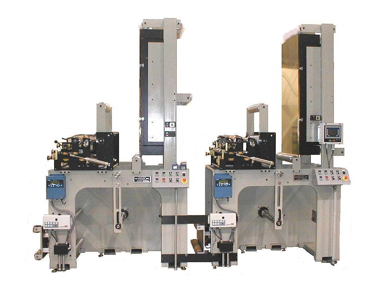 S-Series Flexo Presses