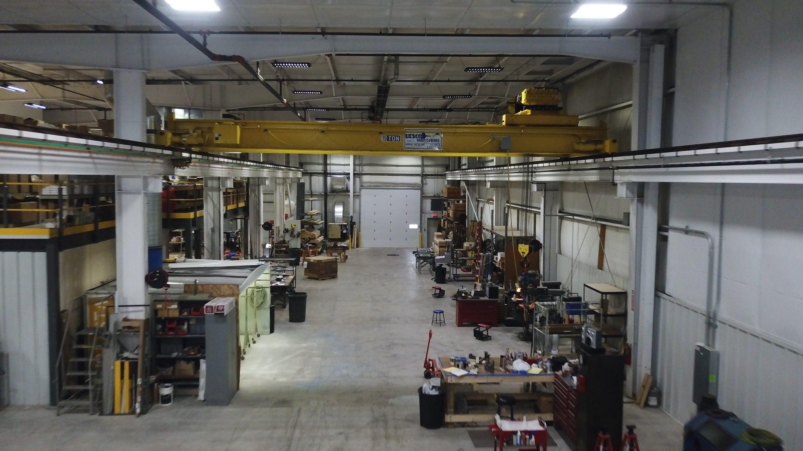 Retroflex Facility 1